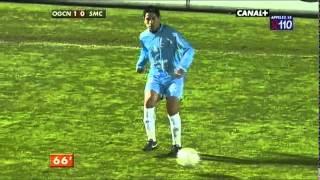 OGC Nice - Caen (2008-2009)