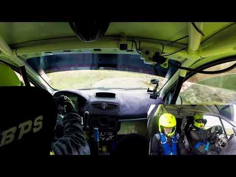 Rally TR Conservas Roselló 2017 | Lebrón - Florit | Clio R3
