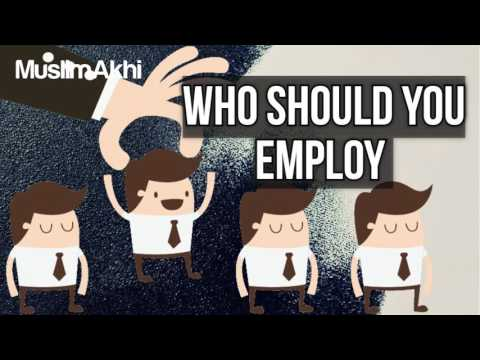 Who Would You Employ | Mufti Menk | 28th October 2016 |