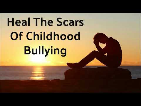 Recover From Childhood Bullying - Soothing Subliminal Isochronic Meditation