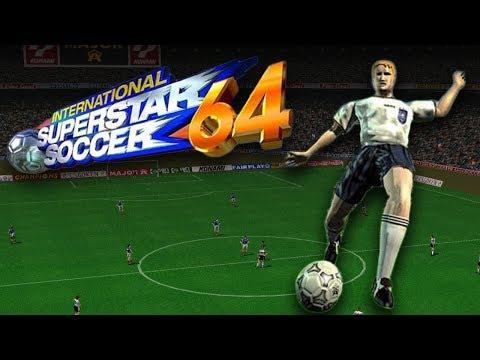 QUE BUENAS CRÍTICAS RECIBIÓ ESTE JUEGO DE FÚTBOL   International Superstar Soccer 64