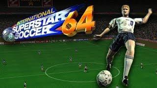 QUE BUENAS CRÍTICAS RECIBIÓ ESTE JUEGO DE FÚTBOL | International Superstar Soccer 64