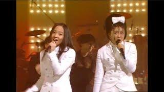 SES -  I'm your girl SBS인기가요 HD 1998년 Live Performance 에스이에스…