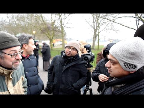 P1 - Know your belief! Mansur vs Doug (Christian) |Speakers corner | Hyde Park