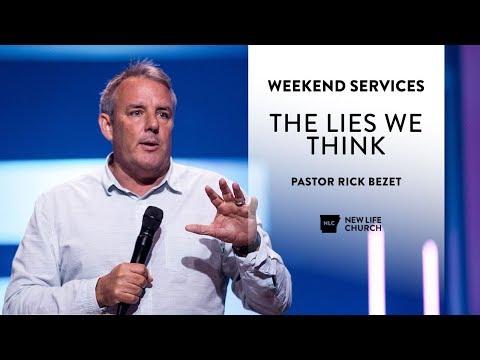 The Lies We Think -  Rick Bezet