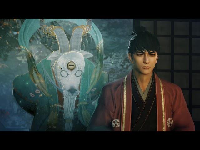 Nioh 2 - Tokyo Game Show 2019 Trailer