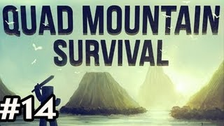 Minecraft: Quad Mountain Survival w/Nova Ep.14 -  ANOTHER GRAVE MUST BE MADE