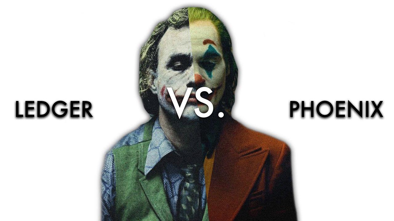 Heath Ledger Vs Joaquin Phoenix Poll: Heath Ledger Vs. Joaquin Phoenix