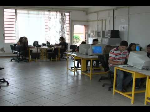 2011 - TV UEL mostra CIDADE DIGITAL e UCA em Santa Cecília do Pavão