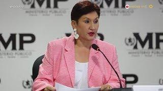 Thelma Aldana: La exfiscal que quiere ser presidenta en Guatemala