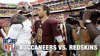 "Kirk Cousins Goes Off After Big Win, ""YOU LIKE DAT!"" | Buccaneers vs. Redskins | NFL"