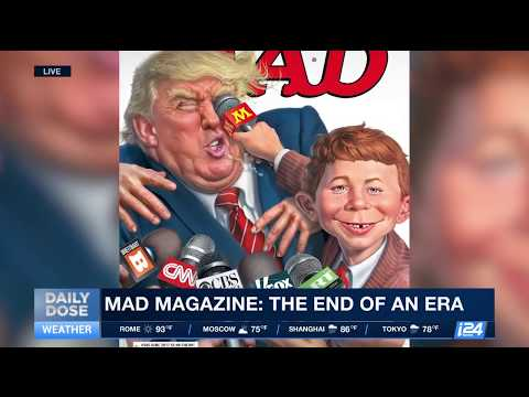 Is it the end of an era at Mad Magazine? i24NEWS