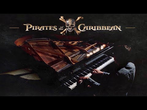 PIRATES OF THE CARIBBEAN Piano Medley by David Kaylor