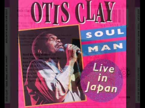 Otis Clay Soul Man Live In Japan Full Album 1983