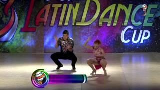 Aldo & Mia, Peru, Salsa On 1 Amateur Couple, Final 1st Place, WLDC 2016