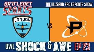 BNS Ep 23 |  OWL SHOCK & AWE