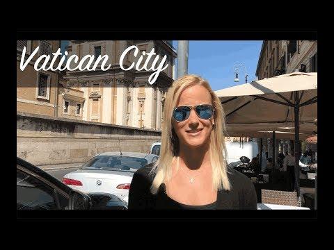 Vatican City Experience in 4K Ultra HD