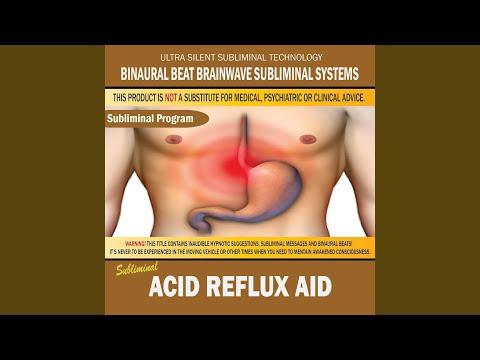 Acid Reflux Aid