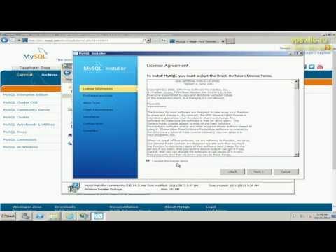 Настройка IIS PHP MySQL на Windows сервере