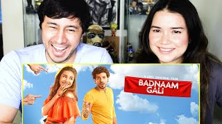 MUNNA BHAIYA IS IN A ROM-COM?! | Badnaam Gali | Patralekhaa | Divyenndu | Trailer Reaction