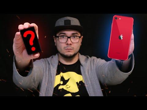 Замена IPhone SE 2 — самый МОЩНЫЙ маленький смартфон на Android [КОНКУРС]