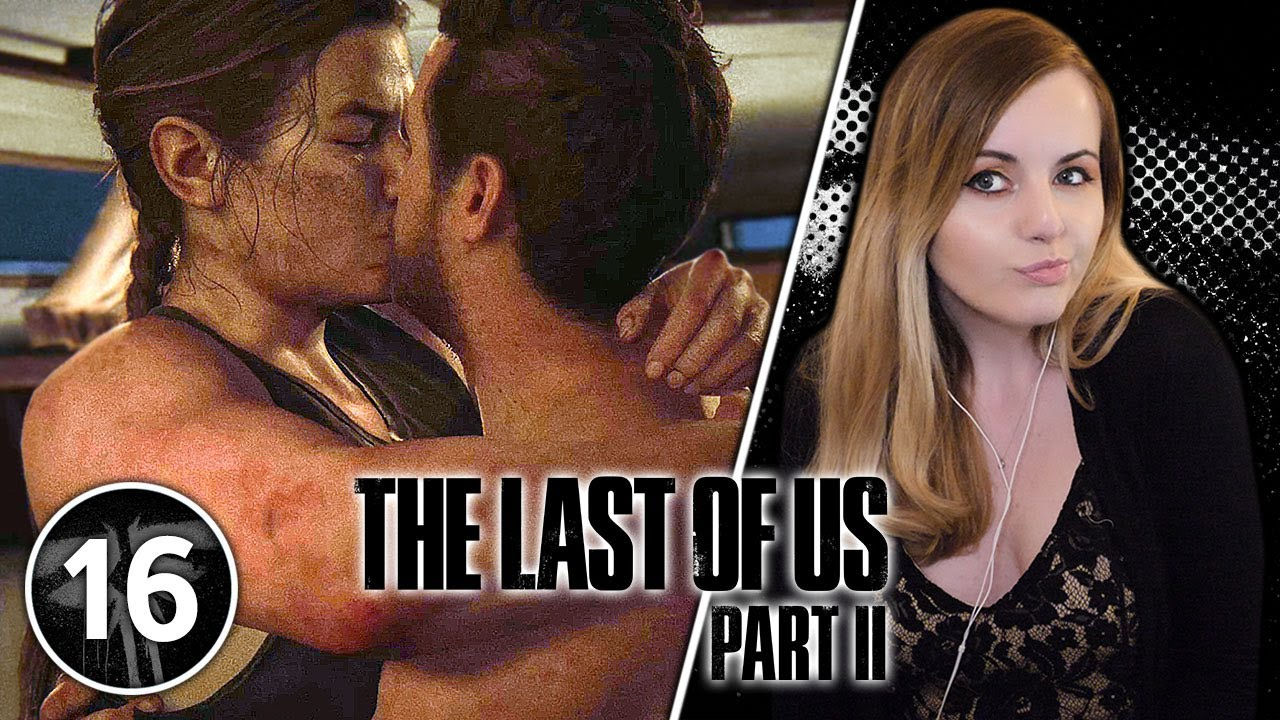 Abby & Owen Get Steamy!! - The Last Of Us 2 Gameplay Part 16