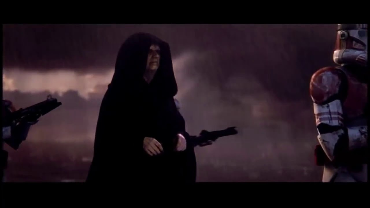 Darth Vader The Suit Star Wars Episode Iii Revenge Of The Sith Hd720p Youtube