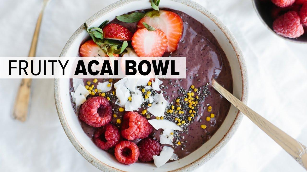 Image result for Acai Bowls