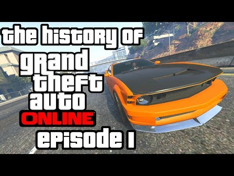 The history of GTA Online - Episode 1