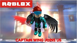 ME AND DADDY CONTINUE OUR JOURNEY W/ CAPTAIN WING! Roblox #166