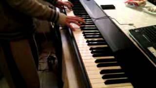 Coldplay. Paradise piano cover. Inspired by ThePianoGuys and Francesco Parrino.