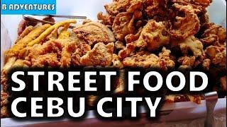 deep fried food tasty