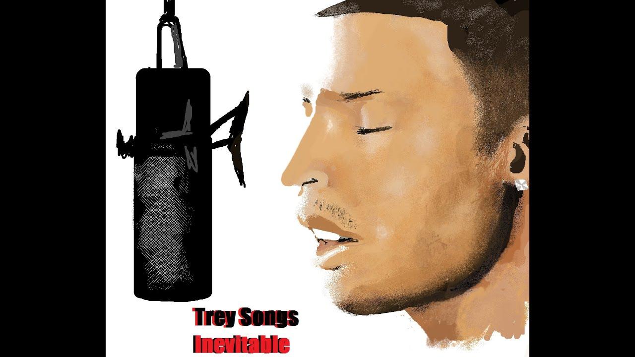 Trey Songz Speed Painting