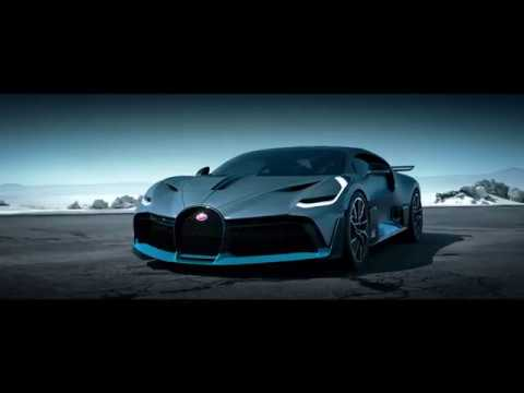 Bugatti Divo World Premiere Youtube