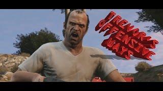 GTA 5: Funny Crazy Trevor Quotes