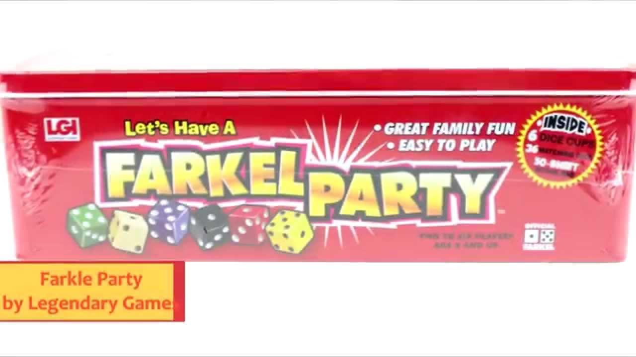Farkel Party Game Dice Games Toys & Games prb.org.af