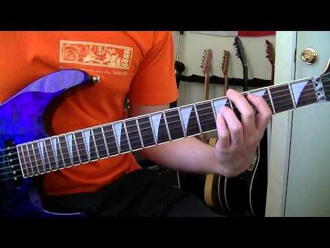 Soda Stereo | Hombre Al Agua | Guitar Cover HD