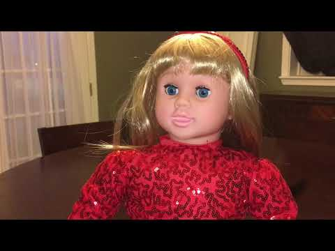 Ask Amy doll review