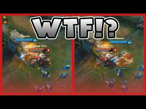 WTF HITBOXES!? | RIOT'S SPAGHETTI CODE | Ft. Doublelift, Imaqtpie, Sneaky, Gripex