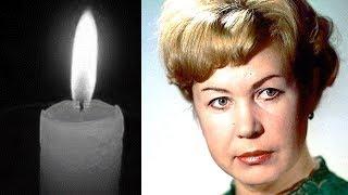прощание с великой актрисой на грани срыва - Инна Макарова