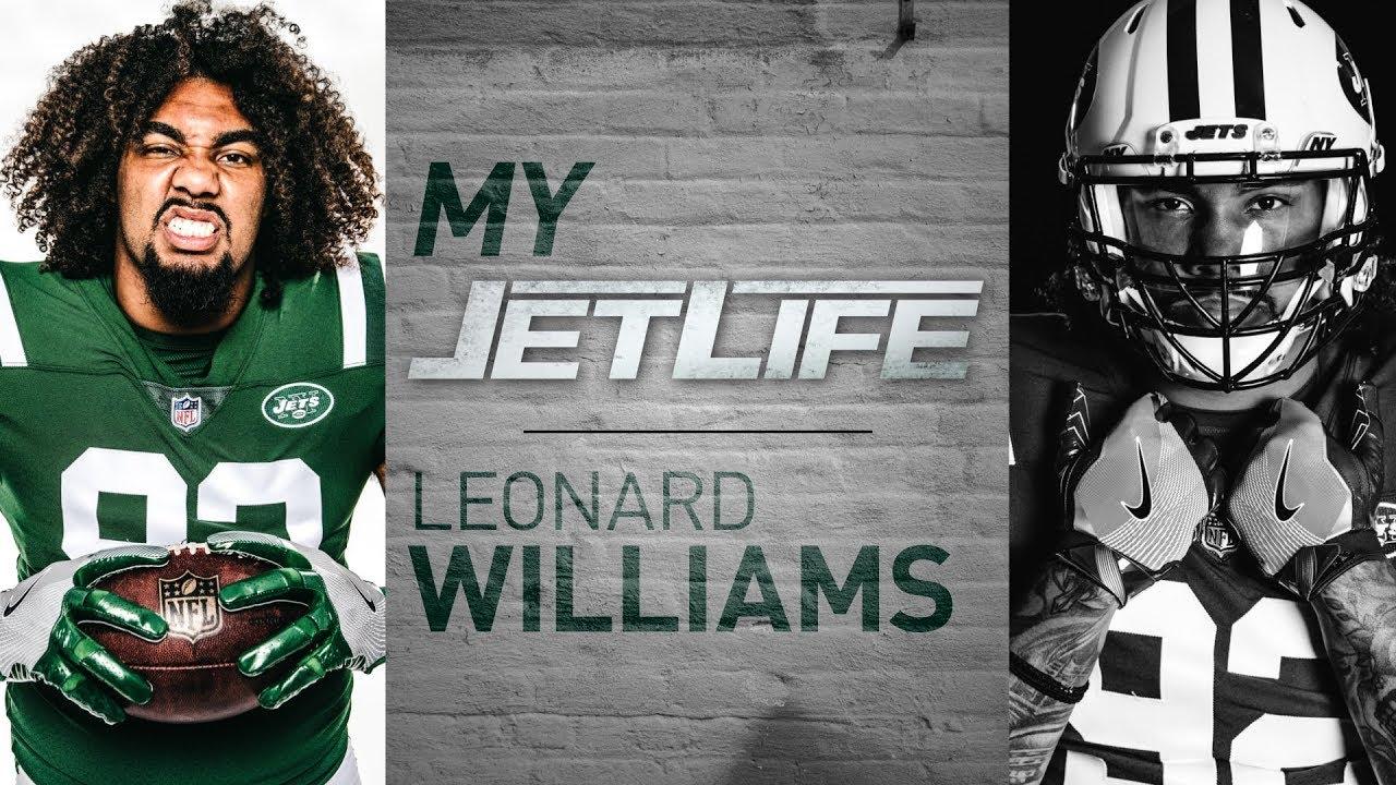 My JetLife Leonard Williams