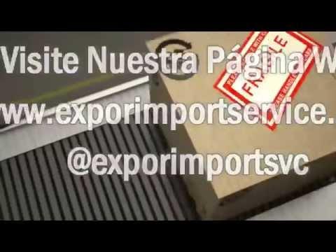 VIDEO EXPOR IMPORT SERVICE PANAMA HD