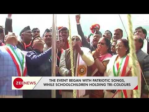 69th Republic Day: Vande Mataram recital by 50,000 people at Green Park Stadium enthrals Kanpur