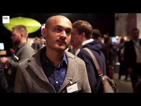 Samar Singla, Founder & CEO Jugnoo | Interview | hub.berlin 2017