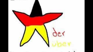 Einen Stern der über Deutschland steht