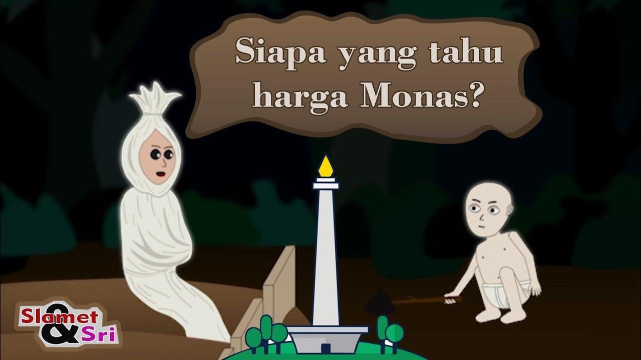 Siapa yang tahu harga Monas? Slamet & Sri