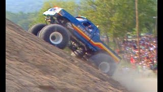 1990 Gravelrama BIGFOOT #9 - Jim Kramer - BIGFOOT 4x4, Inc.
