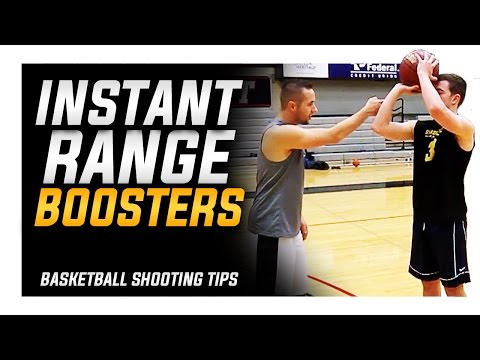 How to: Instant Range Boosters | Basketball Shooting Skills and Tips