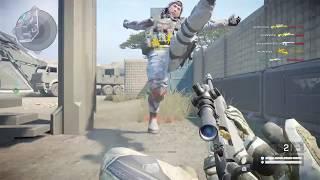 Warface PS4 - Rank 90 PVP Highlights(NA)
