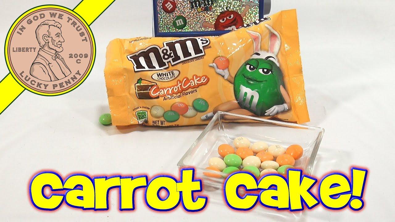 Carrot Cake M M S Where To Buy
